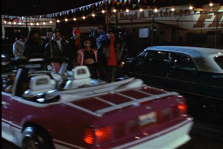 "IMCDb.org: 1987 Ford Mustang GT in ""Boyz n the Hood, 1991"""