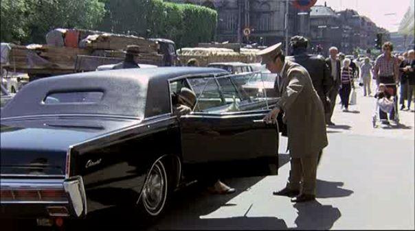 Imcdb Org 1966 Lincoln Continental Executive Limousine Lehmann