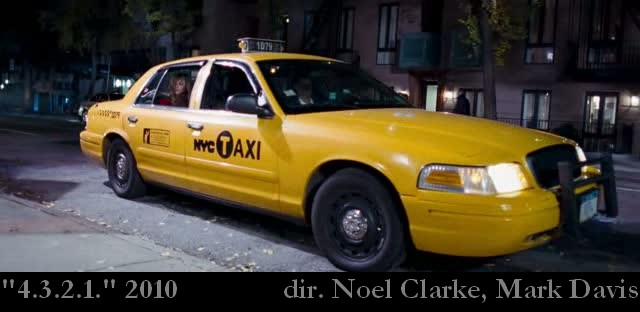 Its A  Commercial Taxi Package Lwb P As It Does Have An Antenna In The Rear Quarter Panel