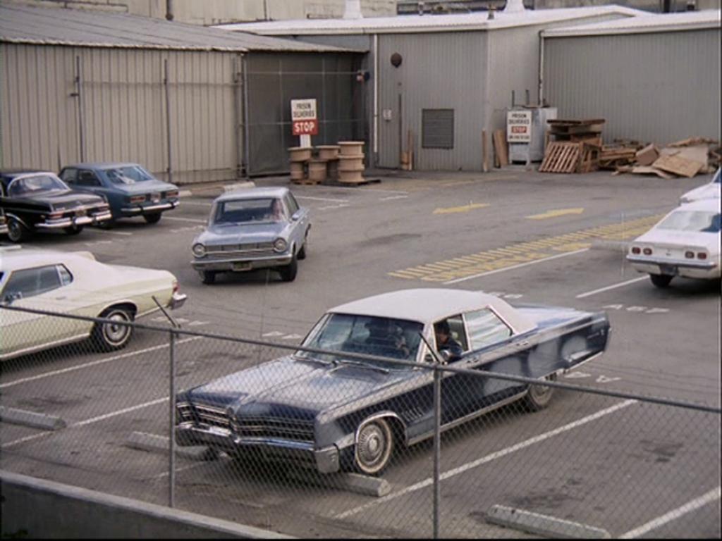 Imcdb Org 1968 Chrysler 300 Four Door Hardtop In Quot The