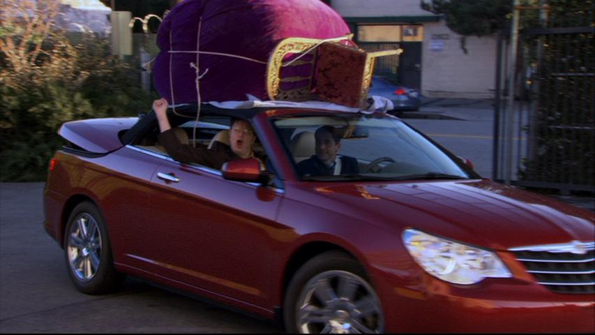 T on Chrysler Sebring Convertible