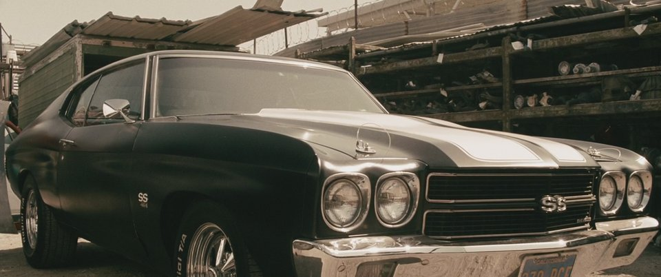 IMCDb org: 1971 Chevrolet Chevelle modified as a 1970 SS in