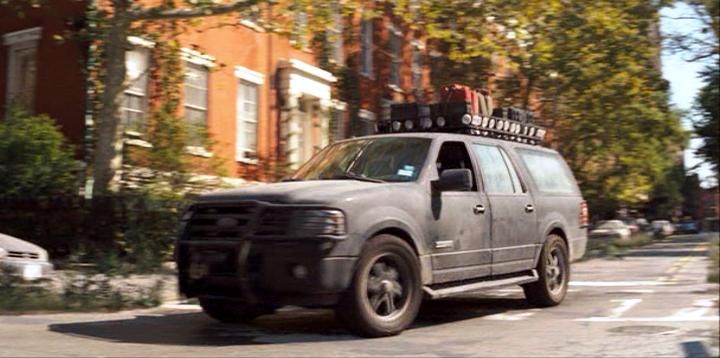 Imcdb Org 2007 Ford Expedition El Limited Gen 3 U354 In