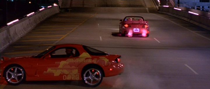"""Castle Used Cars >> IMCDb.org: 1994 Mazda RX-7 [FD] in """"2 Fast 2 Furious, 2003"""""""