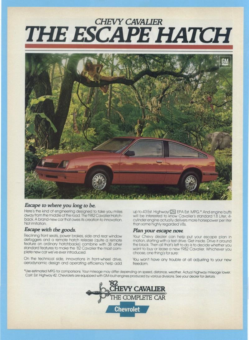 Cavalier 1982 chevrolet cavalier : IMCDb.org: 1982 Chevrolet Cavalier in