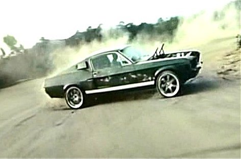 IMCDb.org: 1967 Ford Mustang Fastback 2+2 in