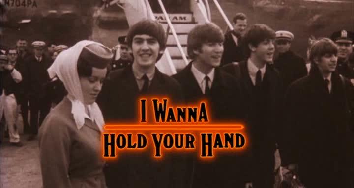 i wanna hold your hand movie