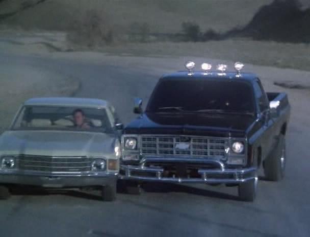 Imcdb Org 1979 Chevrolet C 20 Fleetside In Quot Nightmares 1983 Quot