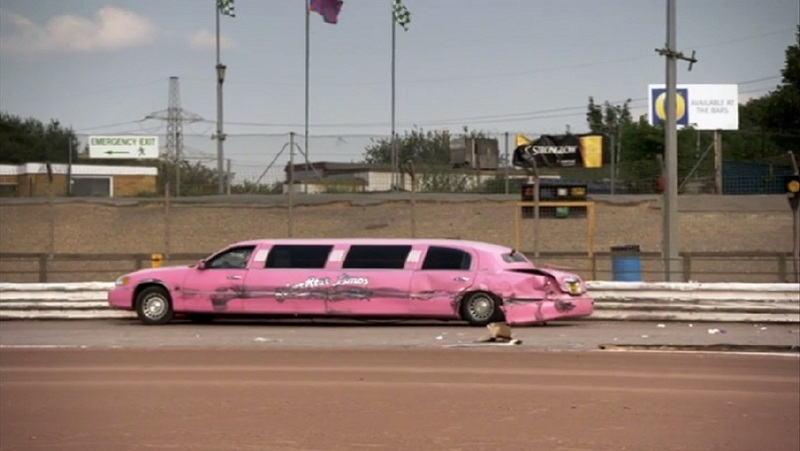 Imcdb Org 1999 Lincoln Town Car Stretched Limousine In Top Gear