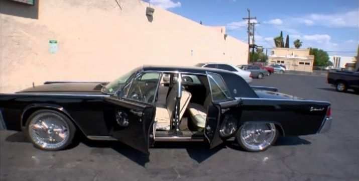 "Pawn Car Title >> IMCDb.org: 1962 Lincoln Continental in ""Pawn Stars, 2009-2018"""