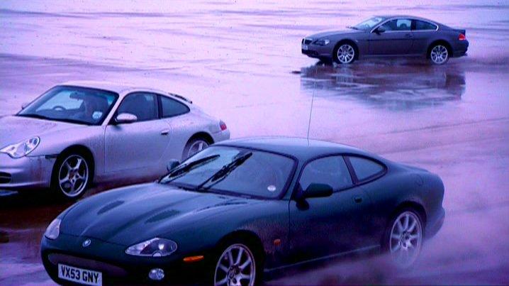 "IMCDb.org: 2004 Jaguar XKR X100 in ""Top Gear, 2002-2015"""