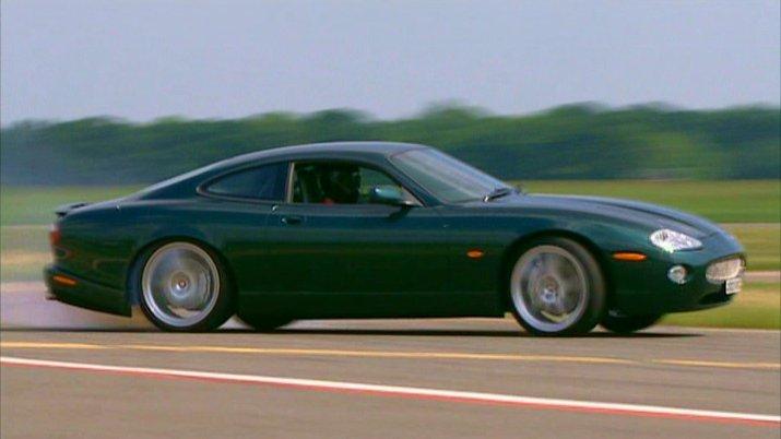 "IMCDb.org: 2001 Jaguar XKR-R Concept X100 in ""Top Gear ..."