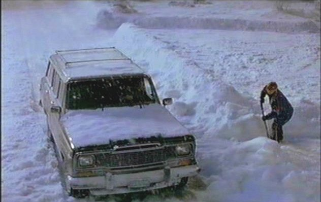 "2018 Jeep Grand Wagoneer >> IMCDb.org: 1984 Jeep Grand Wagoneer [SJ] in ""Jack Frost, 1998"""