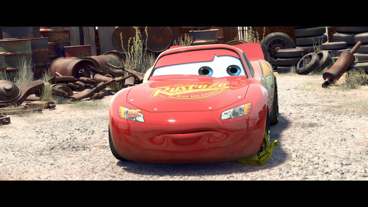 Imcdb Org Made For Movie Nascar Lightning Mcqueen In Cars 2006