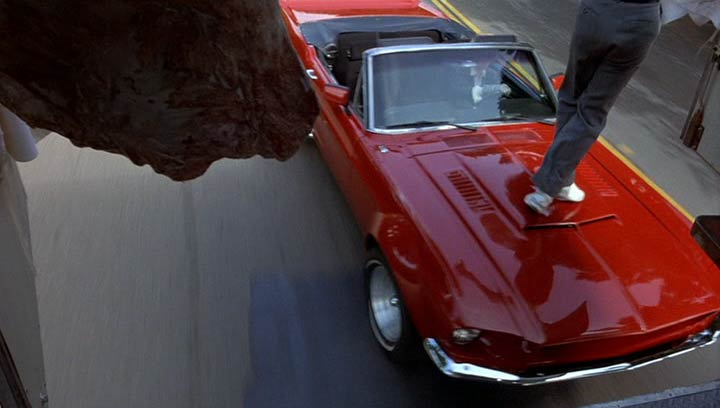 Imcdb Org 1967 Ford Mustang In Quot Innerspace 1987 Quot