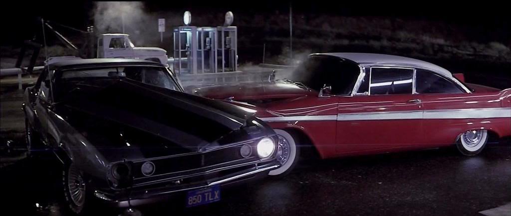 Motown Automotive Design Christine 1958 58 Plymouth Fury Plaque d/'immatriculation en m/étal CQB 241 Stephen King TAG 6 X 12 Hot Rod Muscle Car Classic Museum Collection Plaque Cadeau Garage Man Cave
