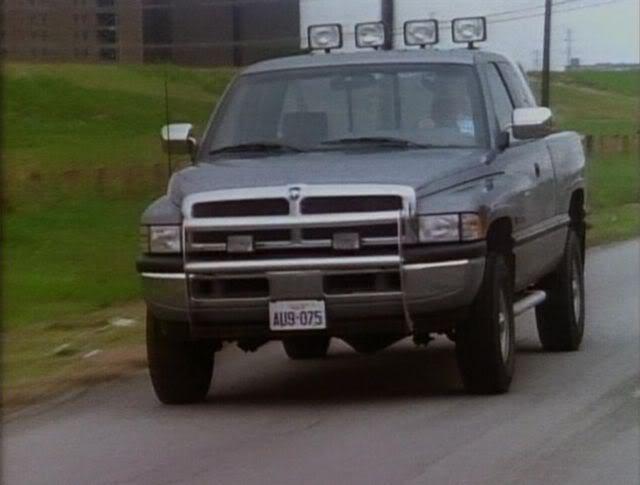 """IMCDb.org: 1995 Dodge Ram 1500 Club Cab SLT in """"Walker ..."""