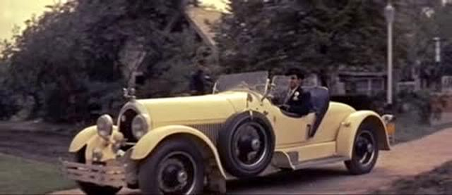 "IMCDb.org: 1927 Kissel Gold Bug Coupe Roadster in ""The Eddy Duchin ..."