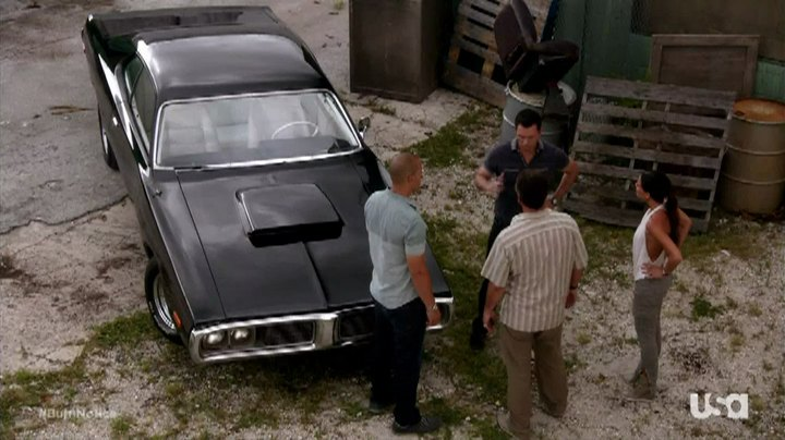"""IMCDb.org: 1973 Dodge Charger in """"Burn Notice, 2007-2013"""""""
