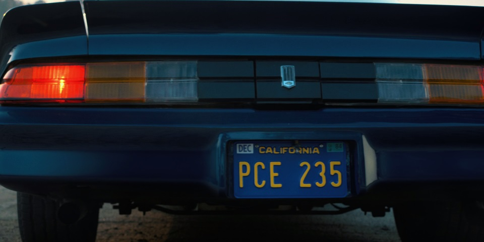 1979 Chevrolet Camaro Z28 In Stranger Things