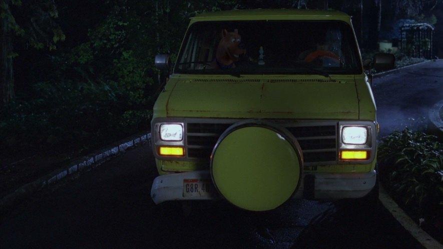 Imcdb Org 1994 Chevrolet Chevy Van G 20 In Quot Scooby Doo
