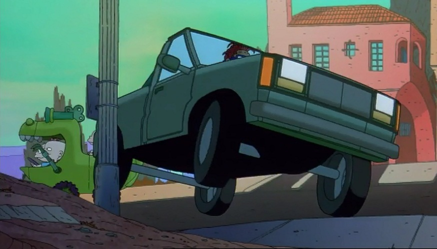 "IMCDb.org: ""The Rugrats Movie, 1998"": cars, bikes, trucks ..."