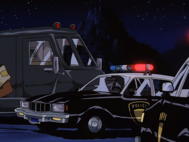 """IMCDb.org: """"Scooby-Doo and the Alien Invaders, 2000"""": cars ..."""