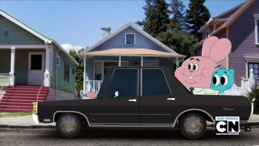 """Used Cars By Owner >> IMCDb.org: Ford LTD Crown Victoria in """"The Amazing World of Gumball, 2011-2019"""""""