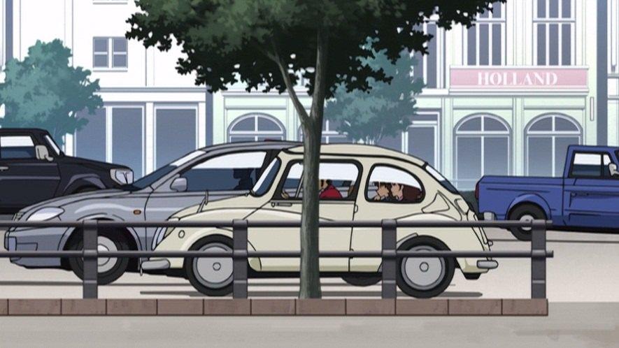 Imcdb Org Quot Rupan Sansei Vs Meitantei Conan 2009 Quot Cars