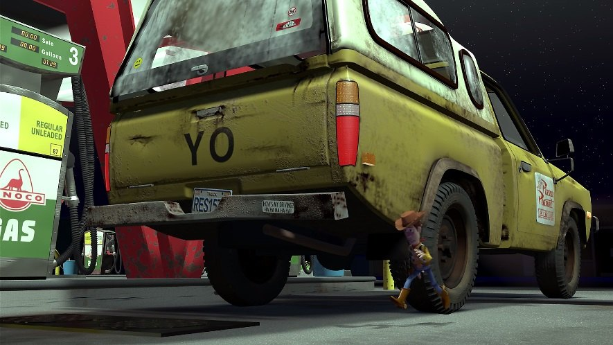 Imcdb Org 1979 Toyota Truck N30 In Quot Toy Story 1995 Quot