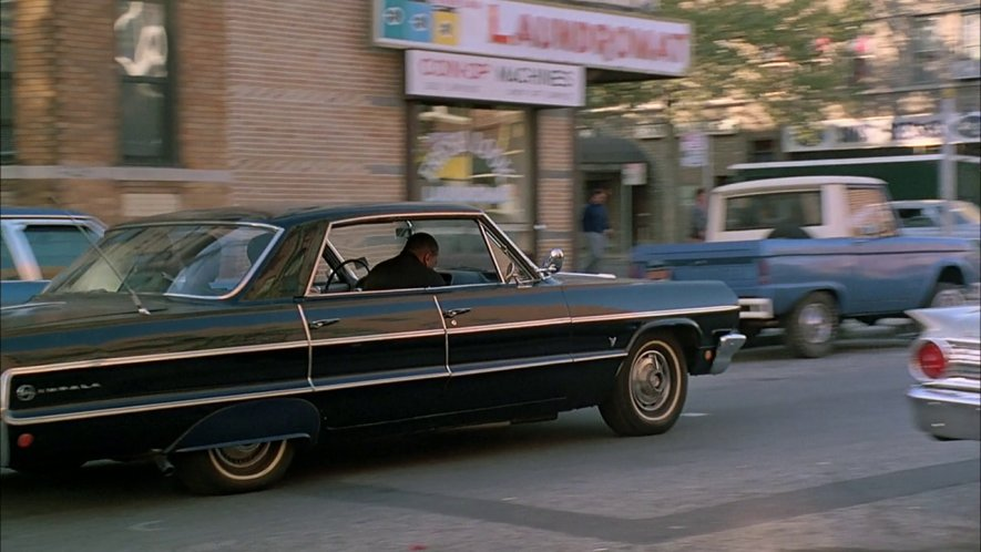 1964 chevrolet impala sport sedan 1839 in a bronx tale 1993. Black Bedroom Furniture Sets. Home Design Ideas