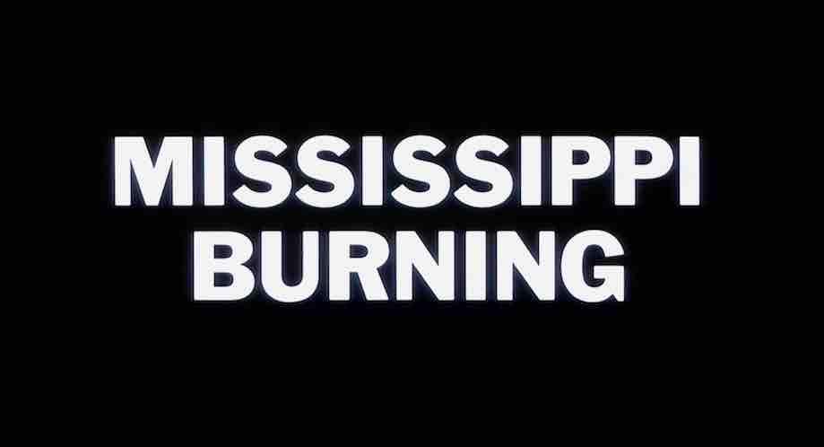 mississippi burning author