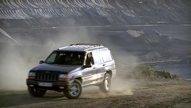 IMCDb.org: 2002 Jeep Grand Cherokee [WJ] in Beck, 1997-2018