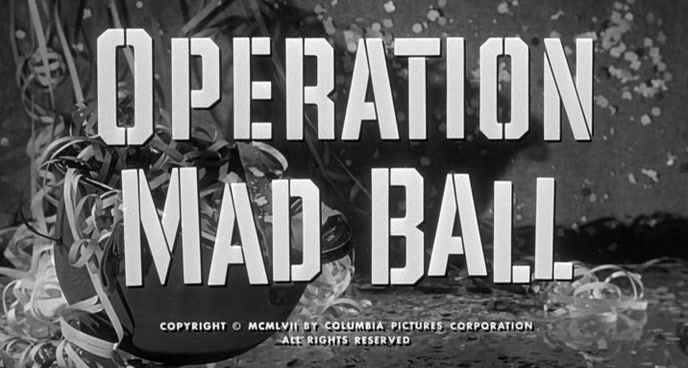 Image result for Operation Mad Ball 1957