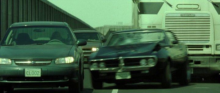 "IMCDb.org: 2000 Chevrolet Malibu in ""The Matrix Reloaded ..."