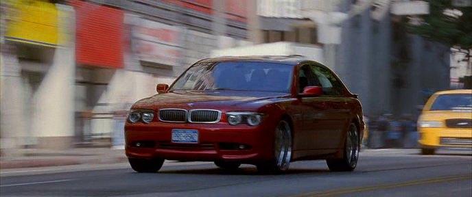 Imcdb Org  2003 Bmw 760li  E66  In  U0026quot Taxi  2004 U0026quot