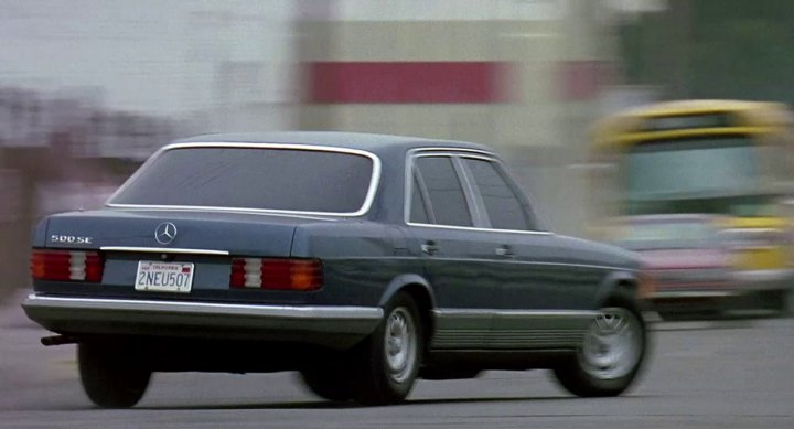 1981 mercedes benz 500 se w126 in k 9 1989. Black Bedroom Furniture Sets. Home Design Ideas