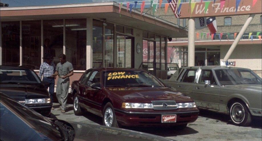 Imcdb Org 1989 Mercury Cougar Ls Mn12 In Quot The Hot Spot