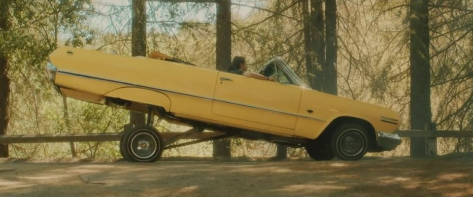 Imcdb Org 1963 Chevrolet Impala Convertible 1867 In The Chainsmokers Feat Daya Don T Let Me Down 2016
