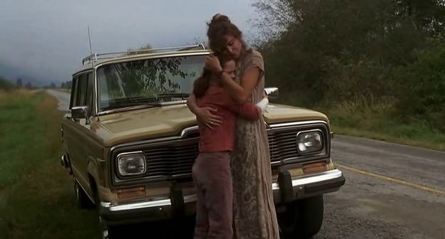 "Jeep Wagoneer 2018 >> IMCDb.org: 1979 Jeep Wagoneer [SJ] in ""Gold Diggers: The Secret of Bear Mountain, 1995"""