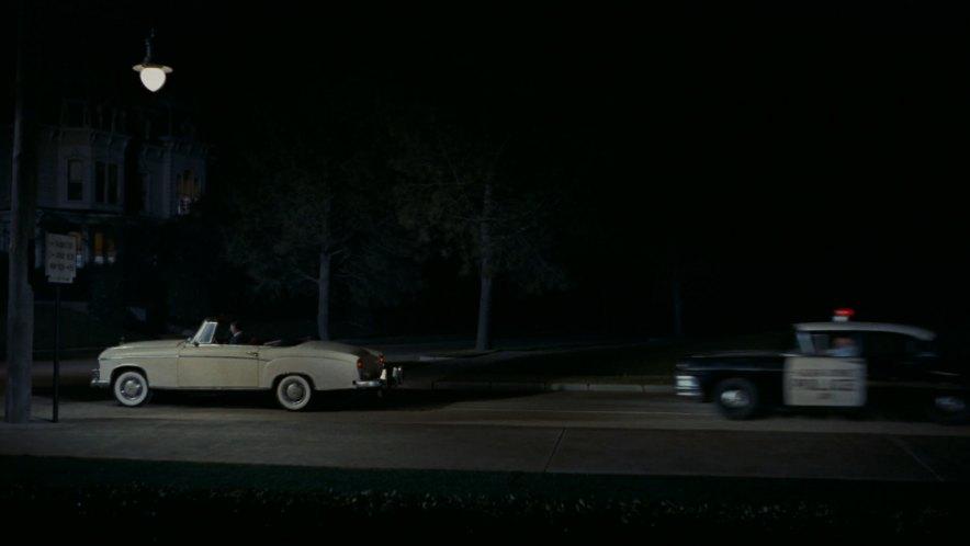 IMCDb.org: 1959 Mercedes-Benz 220 SE Cabriolet [W128.030 ...