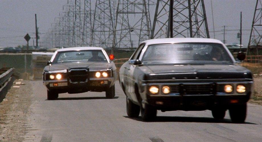 "IMCDb.org: 1972 Dodge Polara in ""Gone in 60 Seconds, 1974"""