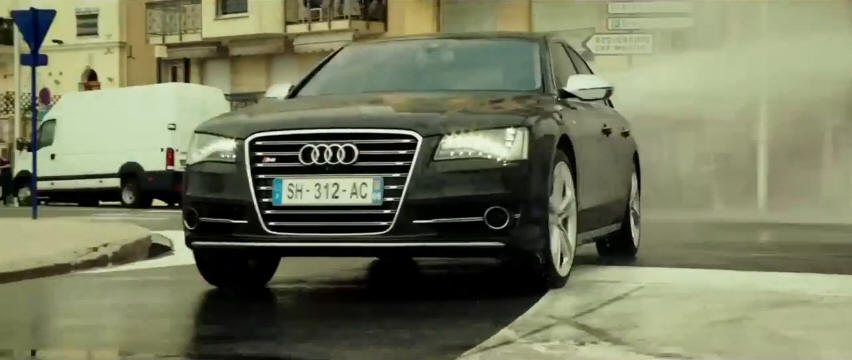 "IMCDb.org: 2012 Audi S8 D4 Typ 4H in ""The Transporter ..."