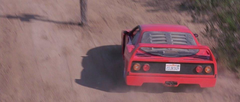 Imcdb Org Jr S Kitcars Jisod 8f402 Ferrari F40 Replica In