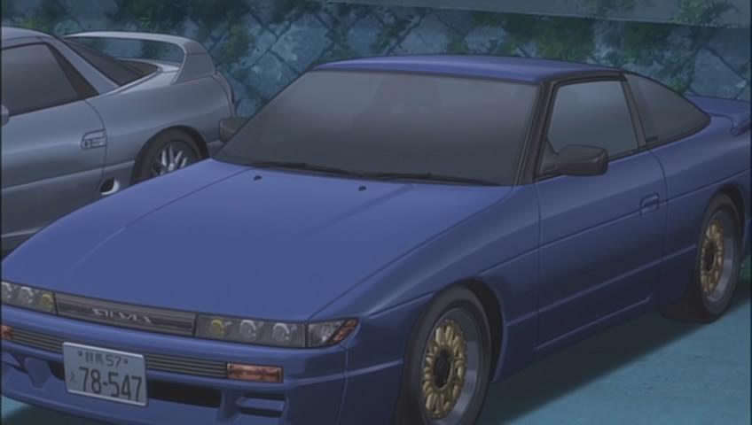 IMCDb.org: 1989 Nissan 180SX 'Sileighty' by Kid's Heart ...