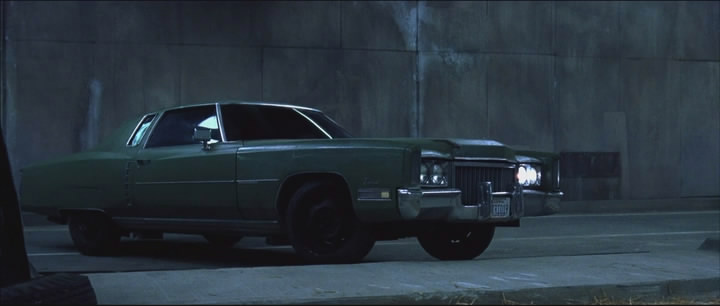 """IMCDb.org: 1972 Cadillac Fleetwood Eldorado in """"Highwaymen, 2004"""""""