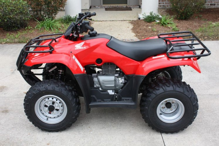 Used Honda Four Wheelers For Sale >> Imcdb Org Honda Fourtrax In Gotham 2014 2019