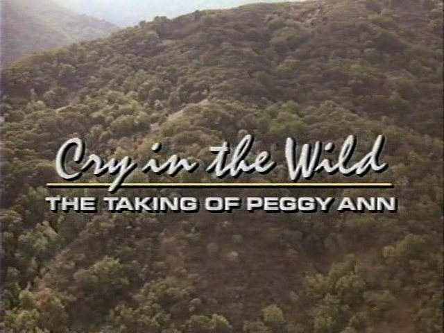 cry in the wild the taking of peggy ann trailer