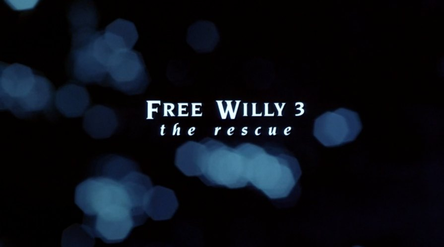 free willy 3 the rescue trailer 1997