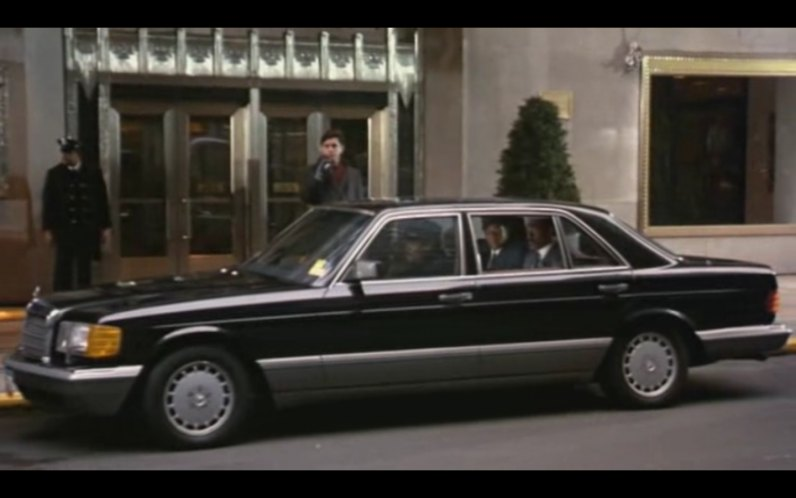 "Cheap Car Insurance >> IMCDb.org: 1986 Mercedes-Benz 560 SEL [W126] in ""Coming to America, 1988"""